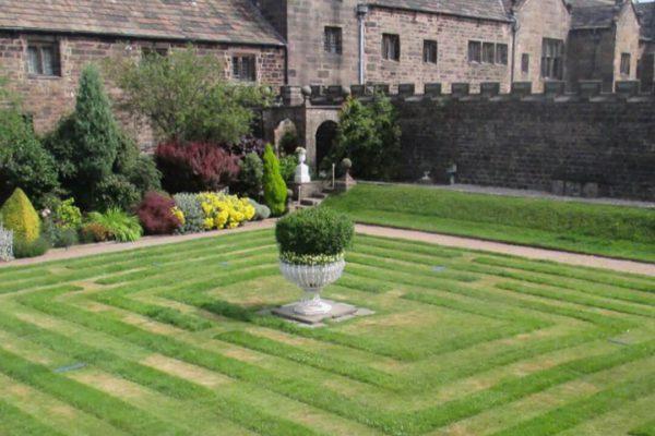 Hoghton Tower gardens and walks 600x400 - Garden Visits