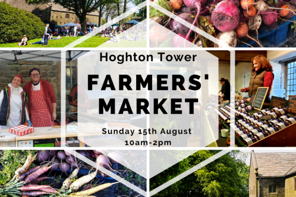 Farmers Market poster 6 1024x1024 1 600x400 - 15th August - Farmers' Market