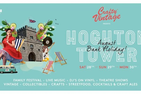 crafty v poster august 1024x536 1 600x400 - 28th August - Crafty Vintage, August Bank Holiday